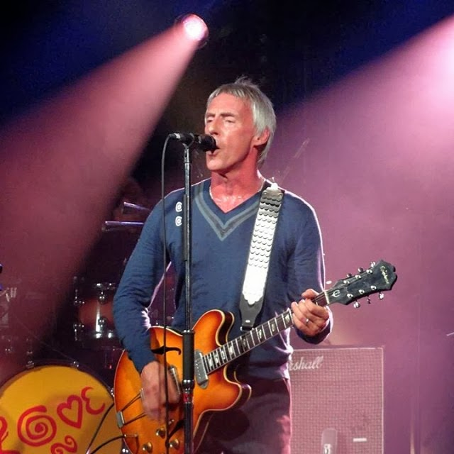 Paul Weller At The Barrowland Ballroom In Glasgow Paul
