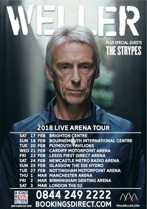 PW Arena 2018