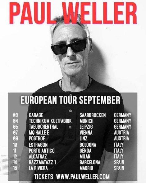 PW Euro Tour 2017