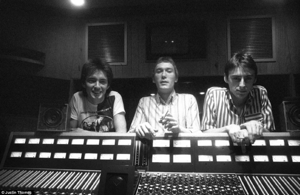 The Jam Townhouse Studio 1979