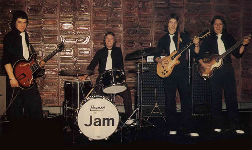 Brookes - The jam