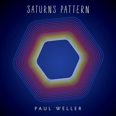 Saturn's Pattern LP Art