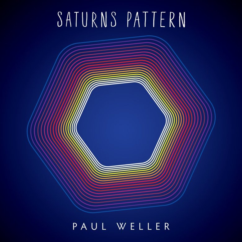 Saturn's Pattern LP Art