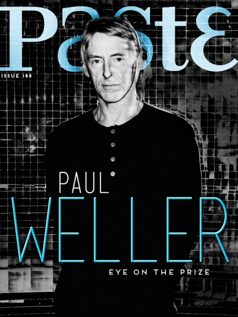 Paul Weller In Paste