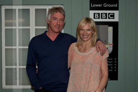 PW - Jo Whiley