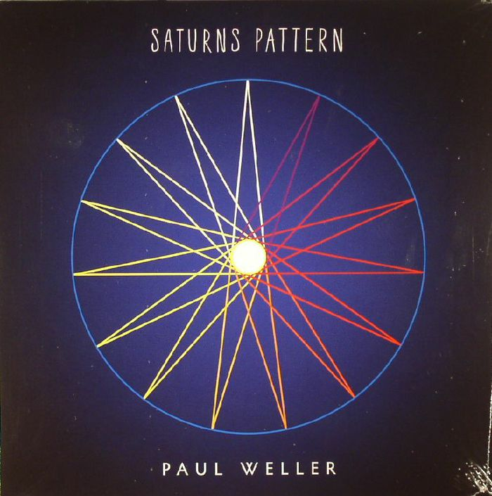 Saturns Pattern 45rpm front