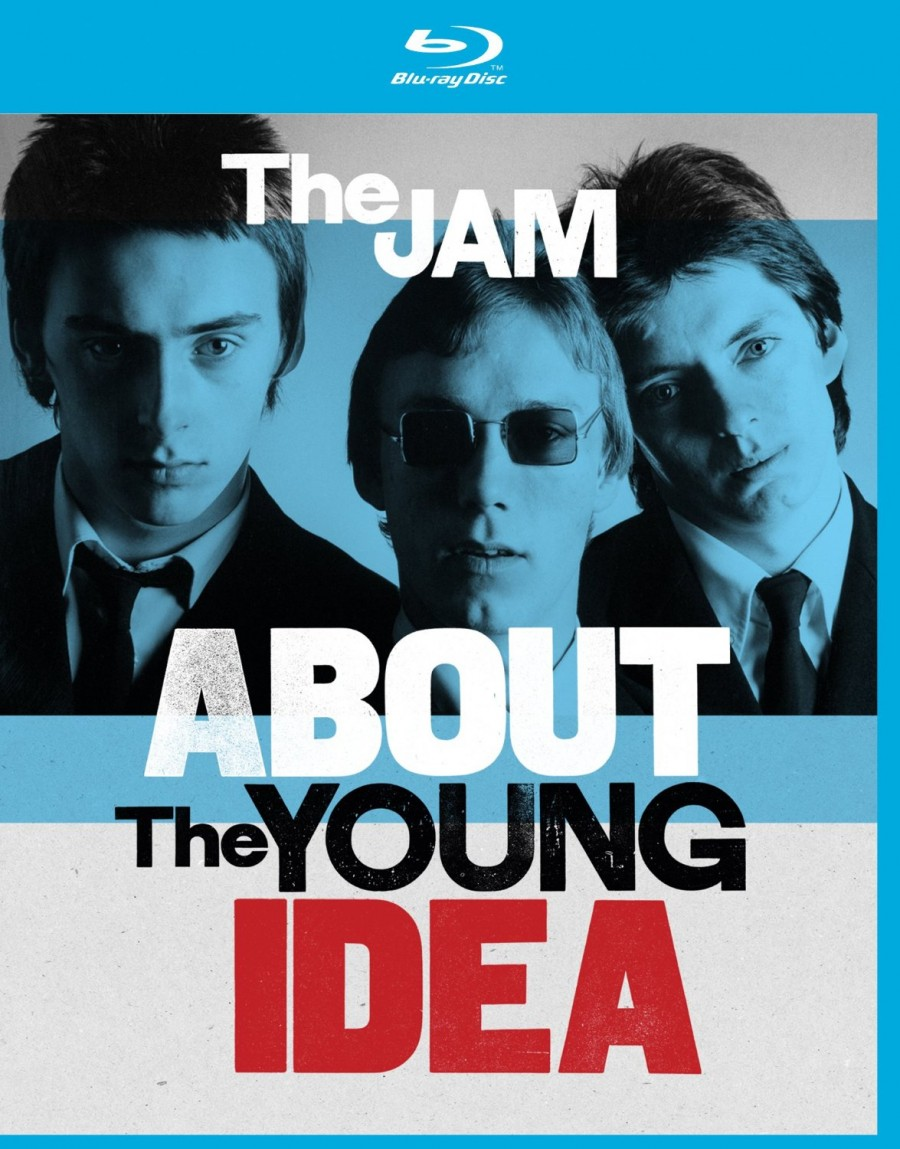 The Jam About Blu-Ray