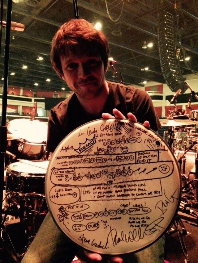 PW Drum Head 2
