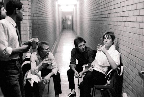 Jam Backstage 82