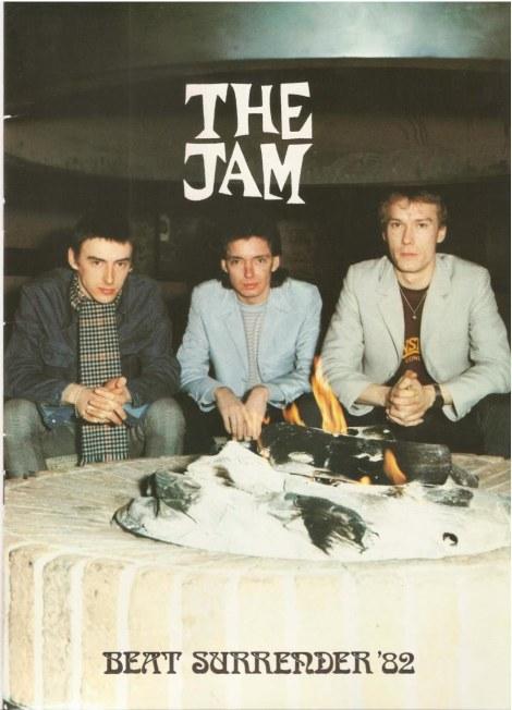 Jam Beat Surrender - Concert Progame 82