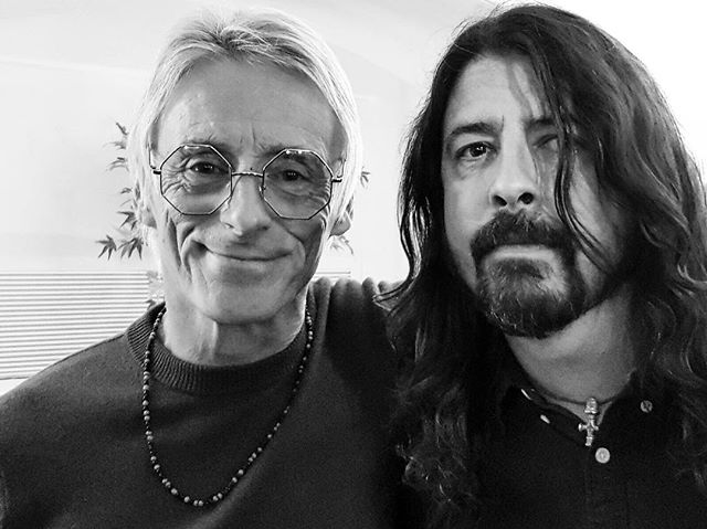 PW - Dave Grohl