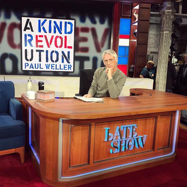 PW Late Show AKR