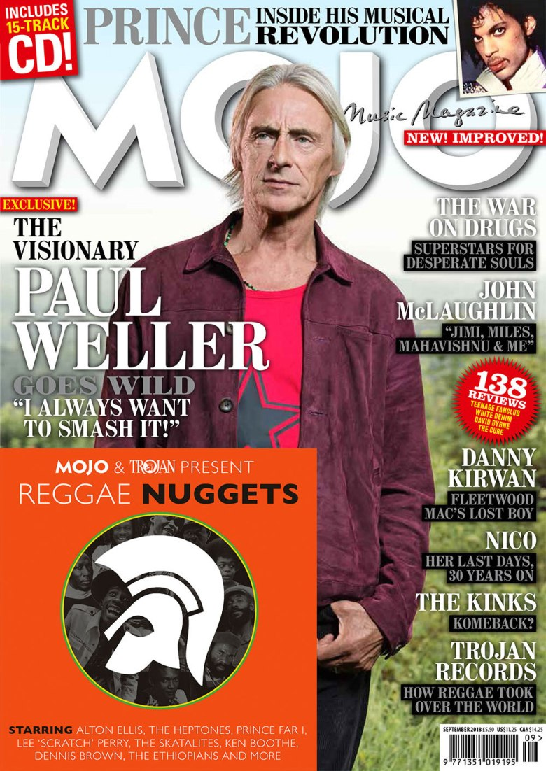 MOJO-288-cover-Paul-Weller-True Meanings